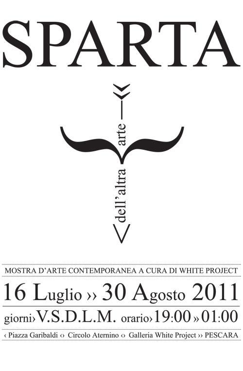 <strong>Mostra d'arte contemporanea SPARTA</strong>